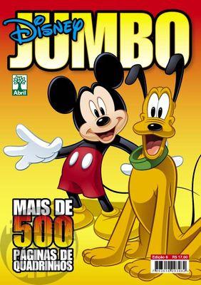 Disney Jumbo nº 006 set/2013 - Don Rosa - Romano Scarpa - Vicar