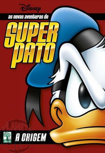 Disney Temático nº 013* jan/2013 - As Novas Aventuras do Superpato: A Origem
