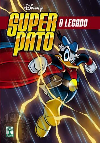 Disney Temático nº 025* set/2013 - Superpato, O Legado