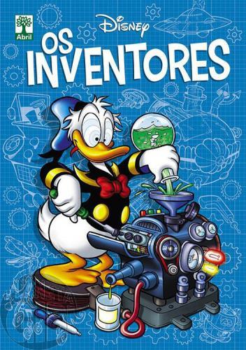 Disney Temático nº 043* mar/2015 - Os Inventores
