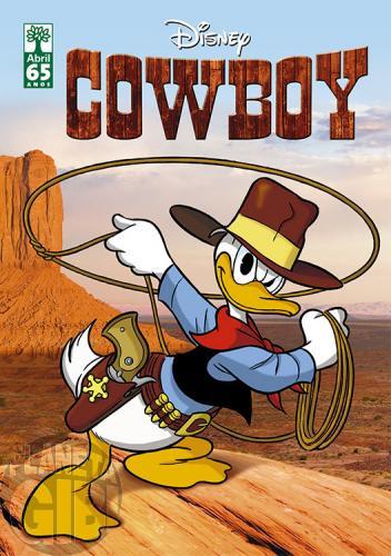 Disney Temático nº 046* jun/2015 - Cowboy