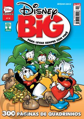 Disney Big nº 019 fev/2013 - A Estreia da Rainha Regina