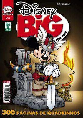 Disney Big nº 024 dez/2013