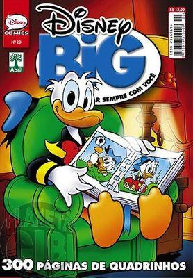 Disney Big nº 029 out/2014 - DonaldDuplo