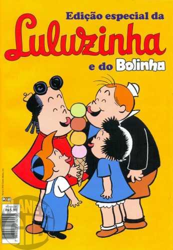 Edição Especial da Luluzinha e do Bolinha [Pixel] nº 001 jun/2012