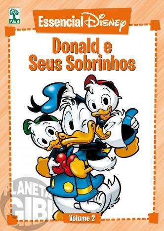 Essencial Disney nº 002 mar/2012 - Donald e Seus Sobrinhos