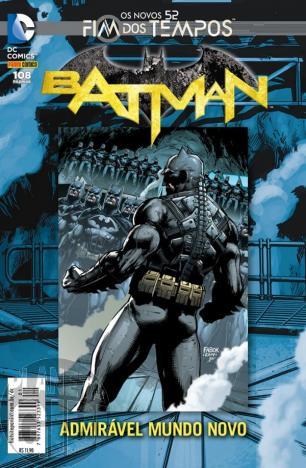 Fim dos Tempos: Batman - Os Novos 52 - 2015