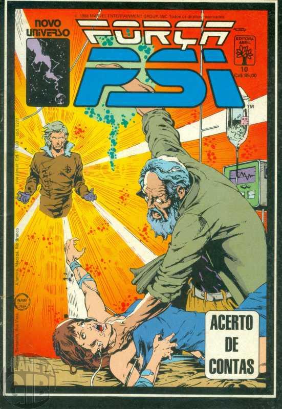 Força Psi [Abril] nº 010 abr/1988 - Acerto de Contas