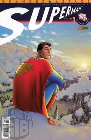 Grandes Astros Superman nº 001 jan/2007