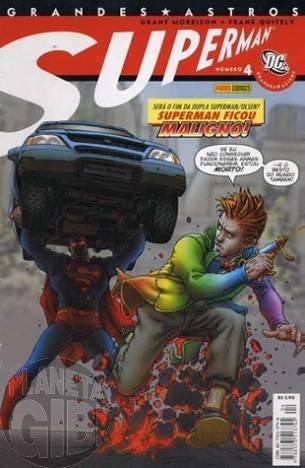 Grandes Astros Superman nº 004 abr/2007