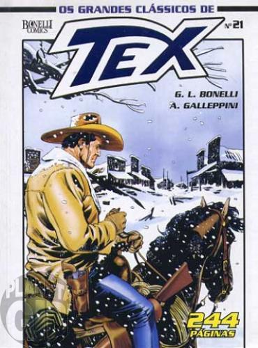 Grandes Clássicos de Tex nº 021 jun/09