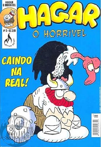 Hagar O Horrível [Mythos] nº 003 abr/2007