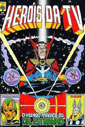 Heróis da TV [Abril - Marvel] nº 060 jun/1984