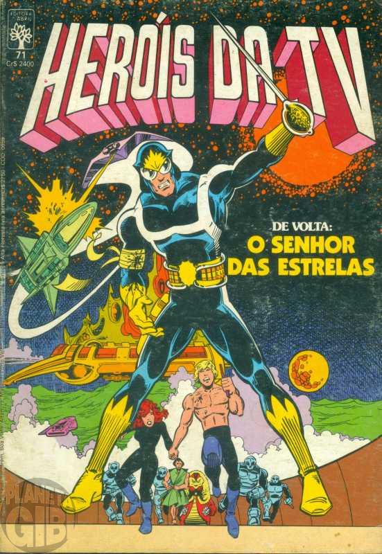 Heróis da TV [Abril - Marvel] nº 071 mai/1985