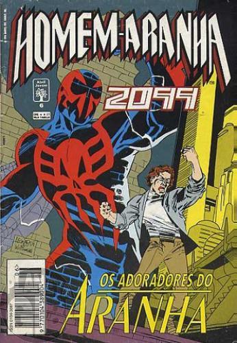 Homem-Aranha 2099 nº 006 mar/1994