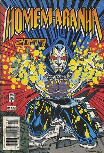 Homem-Aranha 2099 nº 009 jun/1994