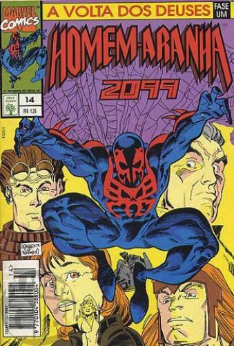 Homem-Aranha 2099 nº 014 nov/1994