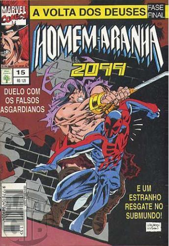 Homem-Aranha 2099 nº 015 dez/1994