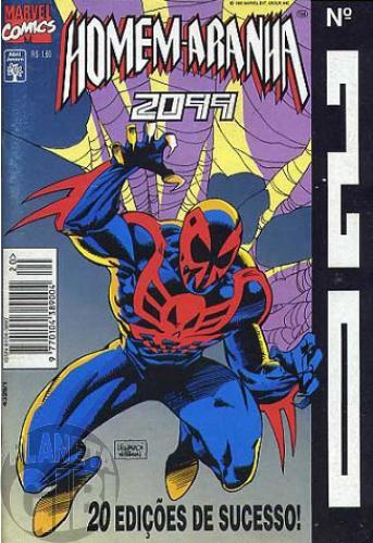 Homem-Aranha 2099 nº 020 mai/1995