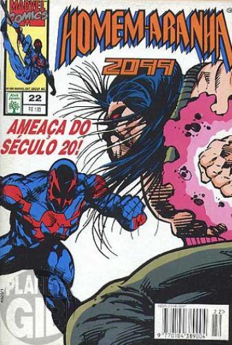 Homem-Aranha 2099 nº 022 jul/1995