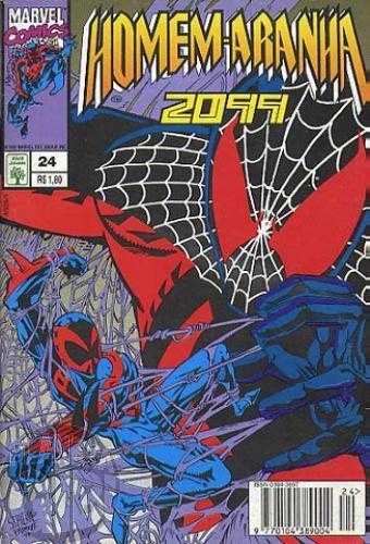 Homem-Aranha 2099 nº 024 set/1995