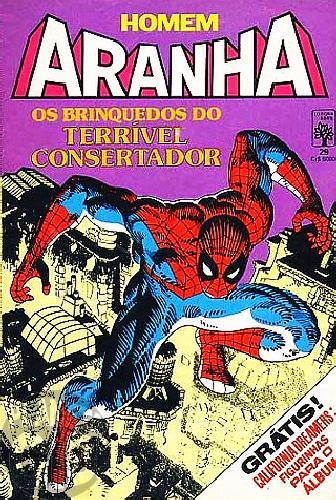 Homem-Aranha [Abril - 1ª série] nº 029 nov/1985