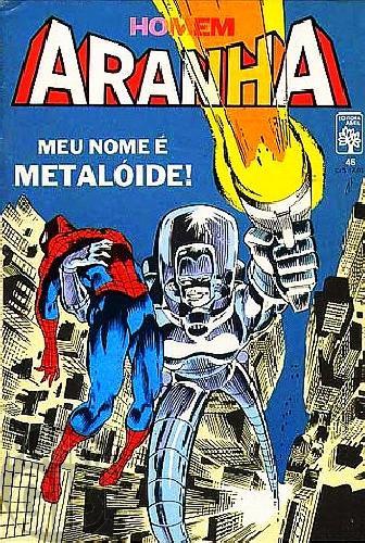 Homem-Aranha [Abril - 1ª série] nº 046 abr/1987