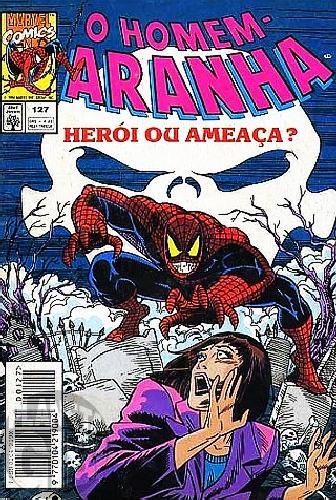 Homem-Aranha [Abril - 1ª série] nº 127 jan/1994