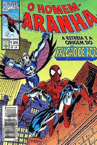 Homem-Aranha [Abril - 1ª série] nº 139 jan/1995