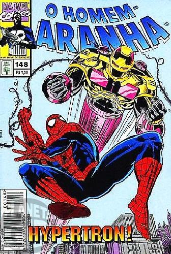 Homem-Aranha [Abril - 1ª série] nº 148 out/1995
