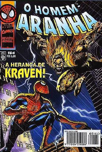 Homem-Aranha [Abril - 1ª série] nº 164 fev/1997