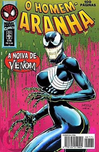 Homem-Aranha [Abril - 1ª série] nº 174 dez/1997