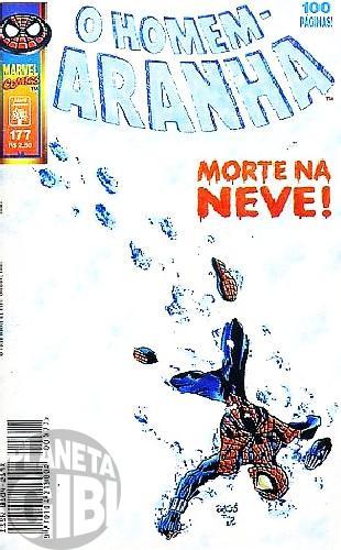 Homem-Aranha [Abril - 1ª série] nº 177 mar/1998