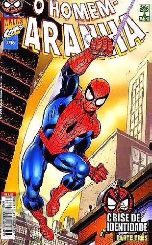 Homem-Aranha [Abril - 1ª série] nº 198 dez/1999