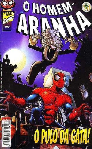 Homem-Aranha [Abril - 1ª série] nº 199 jan/2000