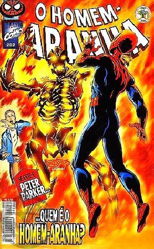 Homem-Aranha [Abril 1S] 202 abr/2000