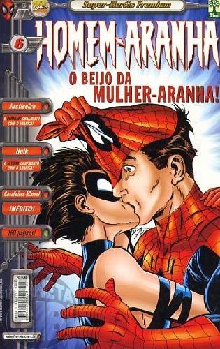 Homem-Aranha [Abril - 2ª série - Super-Heróis Premium] nº 006 jan/2001