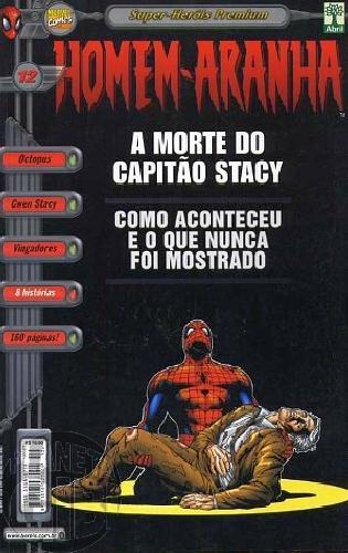 Homem-Aranha [Abril - 2ª série - Super-Heróis Premium] nº 012 jul/2001