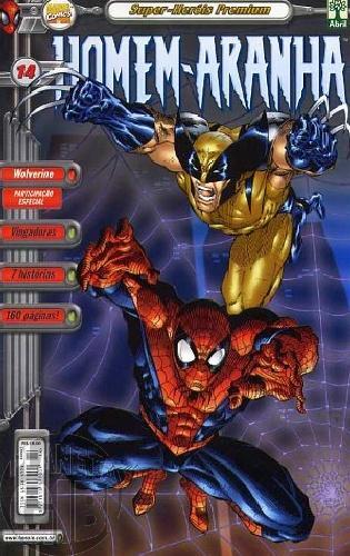 Homem-Aranha [Abril - 2ª série - Super-Heróis Premium] nº 014 set/2001