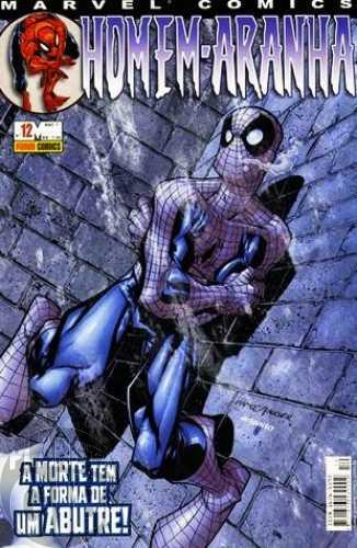 Homem-Aranha [Panini - 1ª série] nº 012 dez/2002