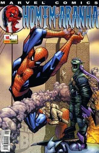 Homem-Aranha [Panini - 1ª série] nº 018 jun/2003