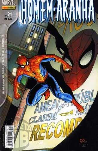 Homem-Aranha [Panini - 1ª série] nº 021 set/2003