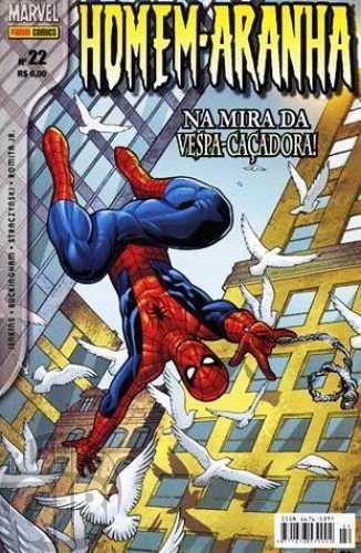 Homem-Aranha [Panini - 1ª série] nº 022 out/2003