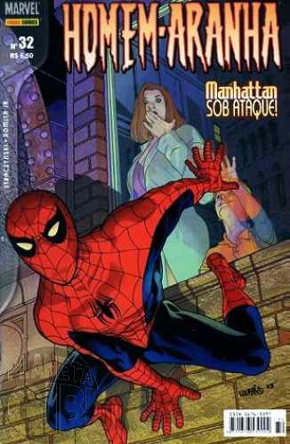 Homem-Aranha [Panini - 1ª série] nº 032 ago/2004