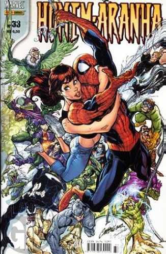 Homem-Aranha [Panini - 1ª série] nº 033 set/2004