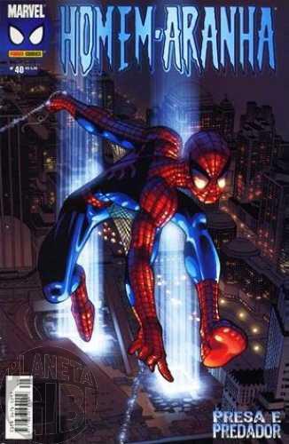 Homem-Aranha [Panini - 1ª série] nº 040 abr/2005