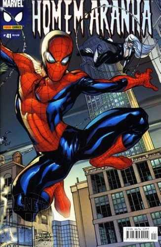 Homem-Aranha [Panini - 1ª série] nº 041 mai/2005