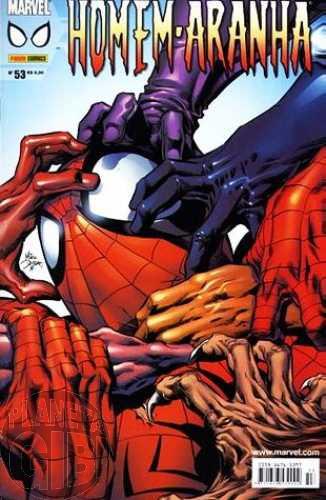 Homem-Aranha [Panini - 1ª série] nº 053 mai/2006
