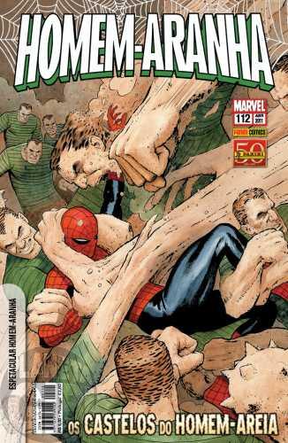 Homem-Aranha [Panini - 1ª série] nº 112 abr/2011