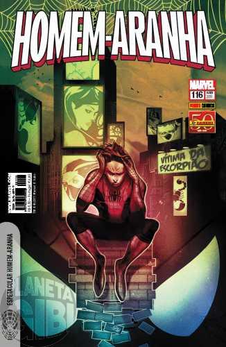 Homem-Aranha [Panini - 1ª série] nº 116 ago/2011